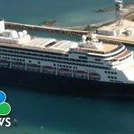 Two Cruise Ships With Coronavirus Cases Dock In Florida | NBC Nightly News